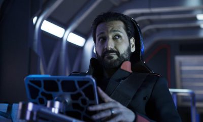 The Expanse Cas Anvar