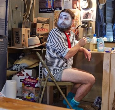 Baskets FX Zach Galifianakis