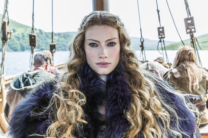 Alyssa Sutherland Vikings