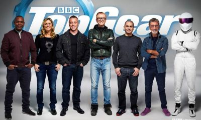 Top Gear Hosts 2016
