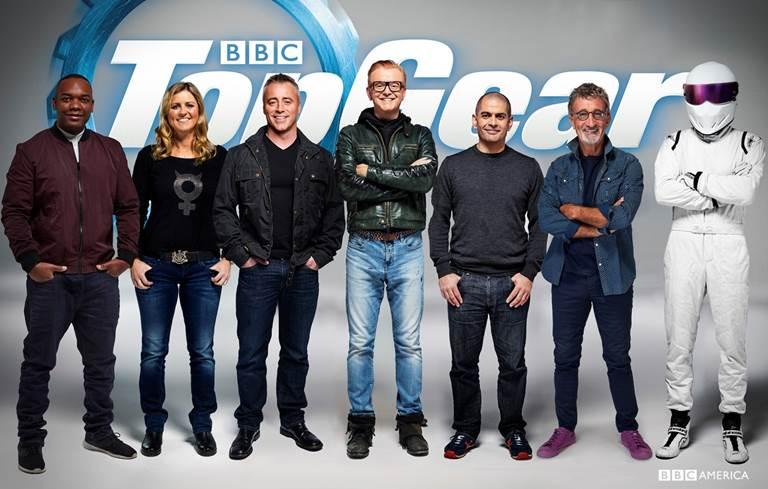 Top Gear Hosts 2016