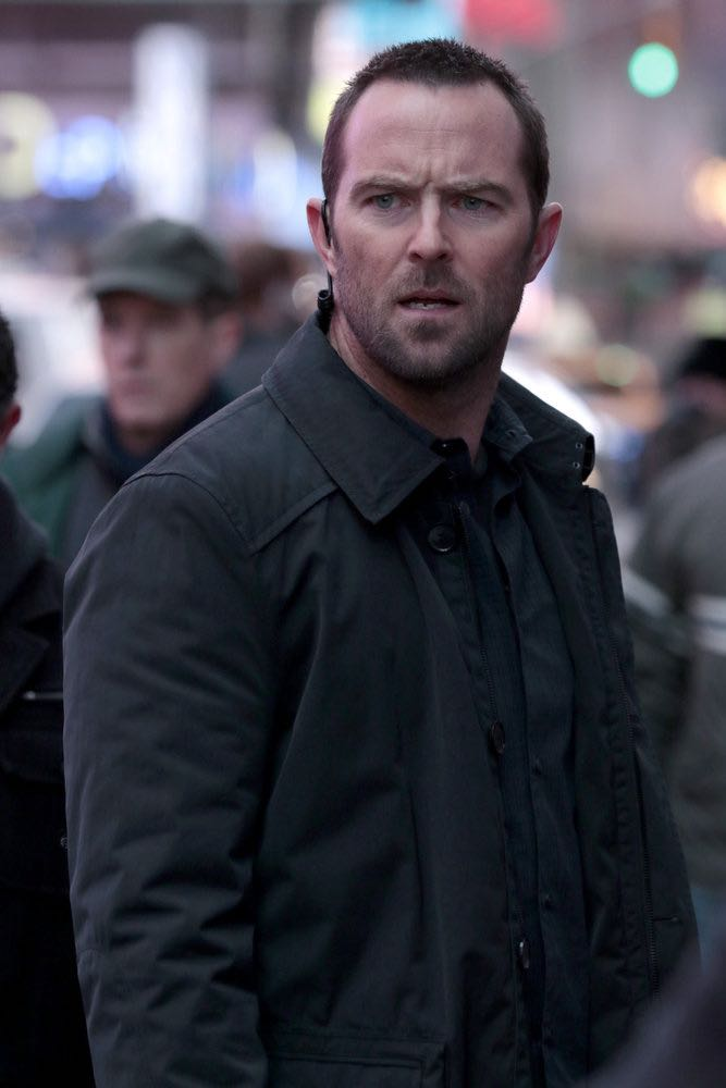 """BLINDSPOT -- """"Any Wounded Thief"""" Episode 116 -- Pictured: Sullivan Stapleton as Kurt Weller -- (Photo by: Giovanni Rufino/NBC)"""