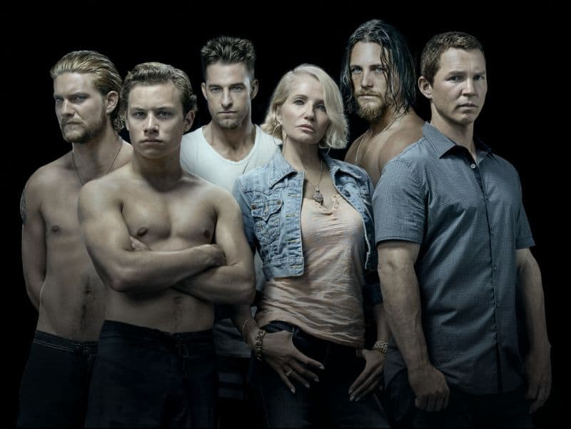 Animal Kingdom Cast TNT