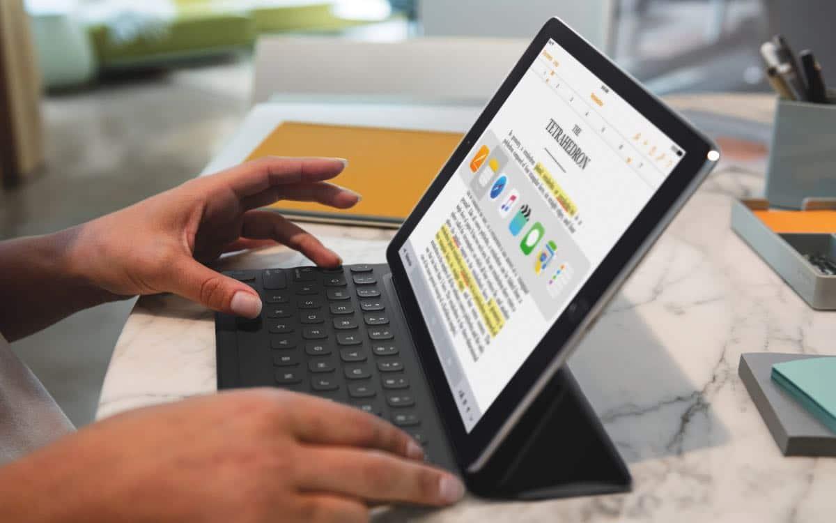 iPad Pro 9.7 Apple Smart Keyboard