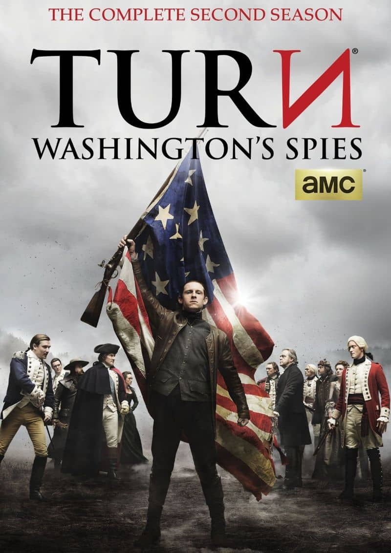 Turn Season 2 DVD