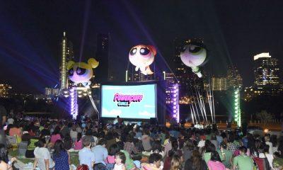 """""""""""The Powerpuff Girls"""" Parade and Screening at SXSW"""""""