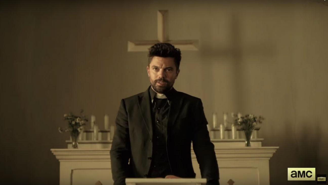 Preacher AMC