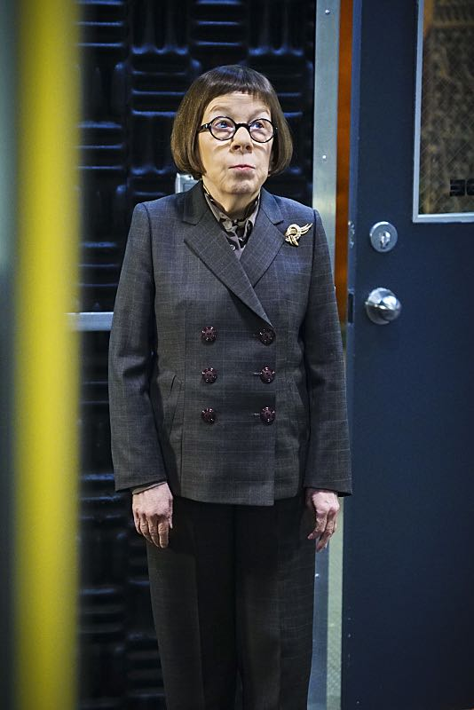 """""""Seoul Man"""" -- Pictured: Linda Hunt (Henrietta """"Hetty"""" Lange). While assigned to protective details for the commander of the Pacific Command, the team searches for a North Korean spy, on NCIS: LOS ANGELES, Monday, March 28 (9:59-11:00, ET/PT), on the CBS Television Network. Photo: Sonja Flemming/CBS ©2016 CBS Broadcasting, Inc. All Rights Reserved"""
