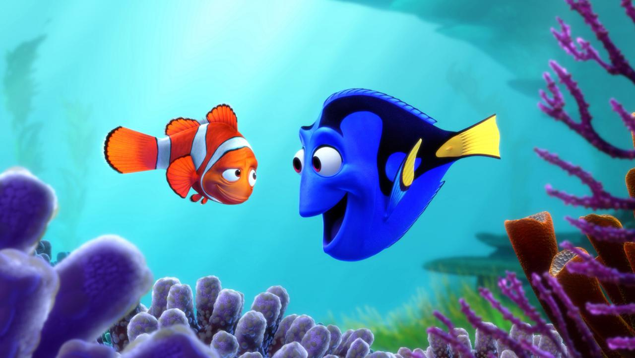 FINDING DORY Movie Trailer