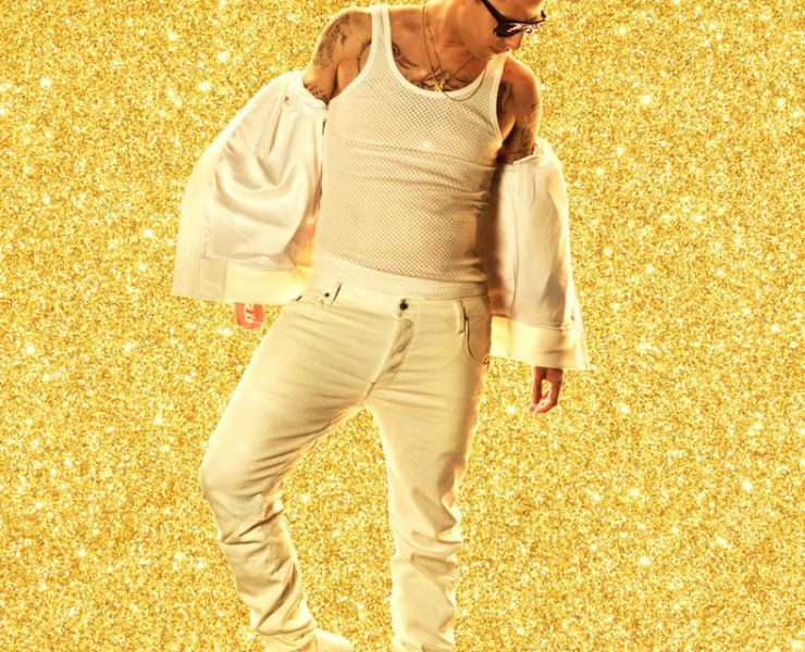 POPSTAR NEVER STOP NEVER STOPPING Movie Poster