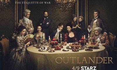 Outlander Season 2 Key Art Poster