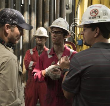 Deepwater Horizon Movie Mark Wahlberg Dylan O'Brien
