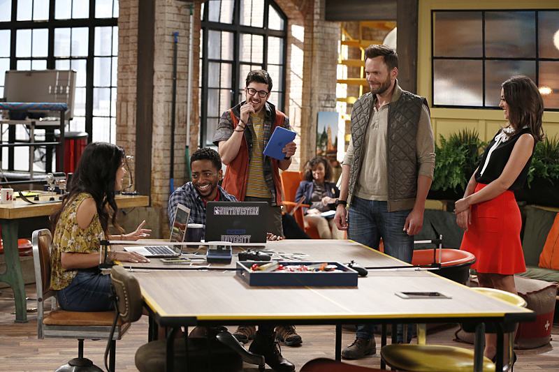 The Great Indoors Cast CBS TV Show