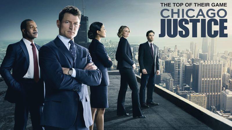 Chicago Justice Cast NBC