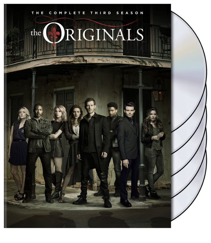 The Originals Season 3 DVD
