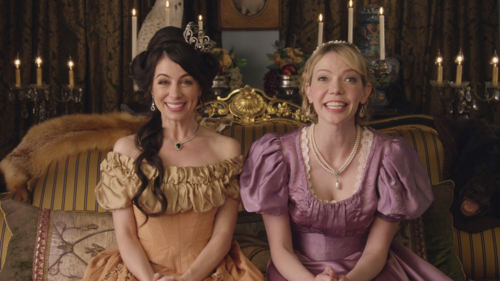 Another Period Comedy Central