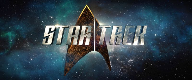 New Star Trek 2017 TV Series Logo