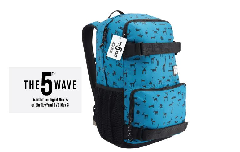 THE 5TH WAVE Survival Kit Giveaway | SEAT42F