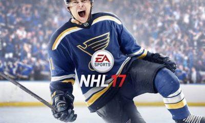 Vladimir Tarasenko NHL 17