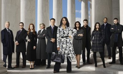 Scandal Season 5 Cast Photo