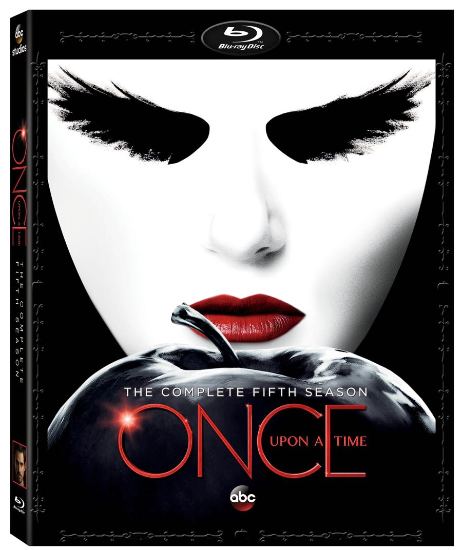 Once Upon A Time Staffel 5 Dvd