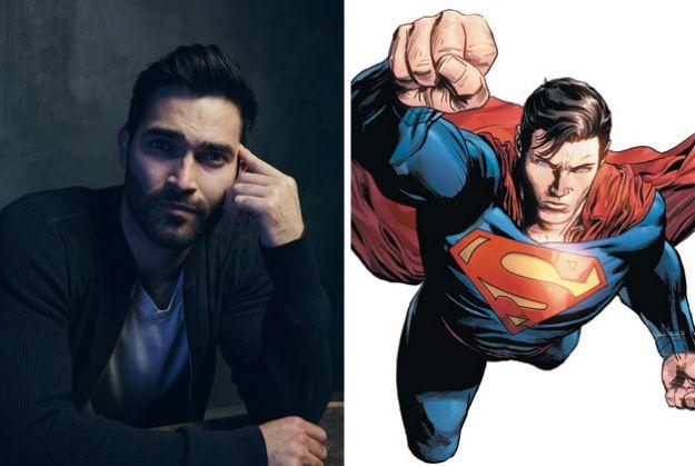 Tyler Hoechlin Superman