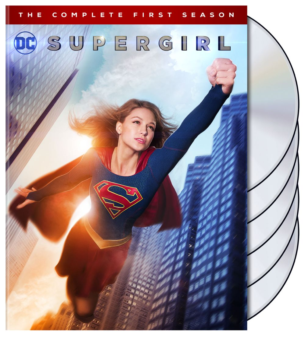Supergirl Season 1 DVD