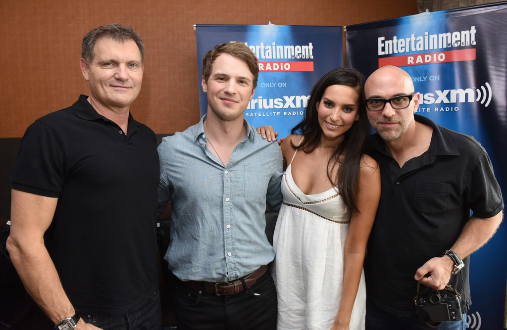 Time After Time Cast Comic Con