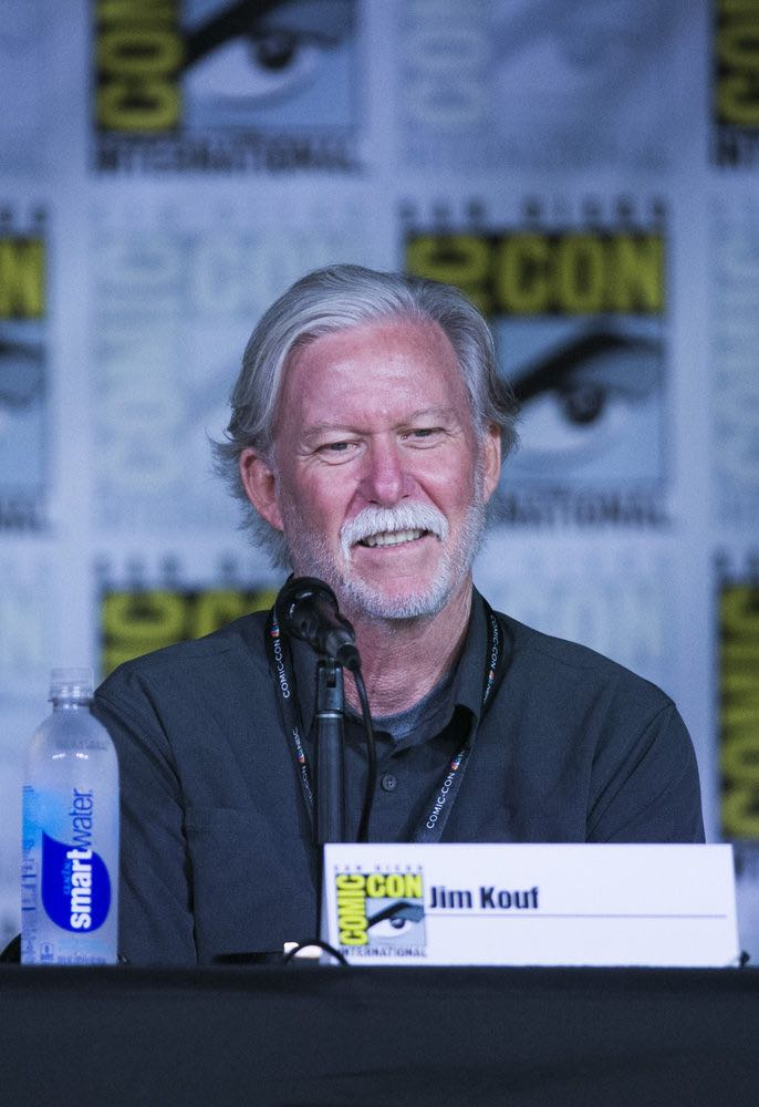 "COMIC-CON INTERNATIONAL: SAN DIEGO 2016 -- ""Grimm Panel"" -- Pictured: Jim Kouf, Executive Producer/Writer, Saturday, July 23, 2016, from the San Diego Convention Center, San Diego, Calif. -- (Photo by: Mark Davis/NBC)"