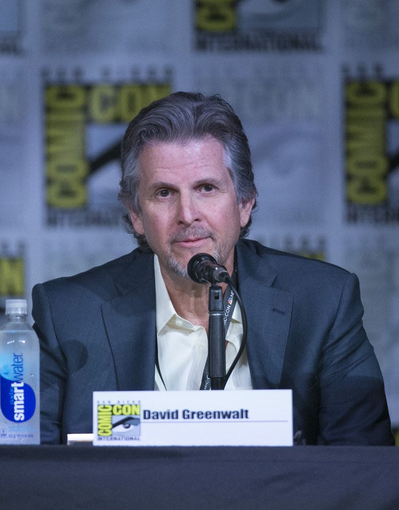 "COMIC-CON INTERNATIONAL: SAN DIEGO 2016 -- ""Grimm Panel"" -- Pictured: David Greewalt, Executive Producer, Saturday, July 23, 2016, from the San Diego Convention Center, San Diego, Calif. -- (Photo by: Mark Davis/NBC)"
