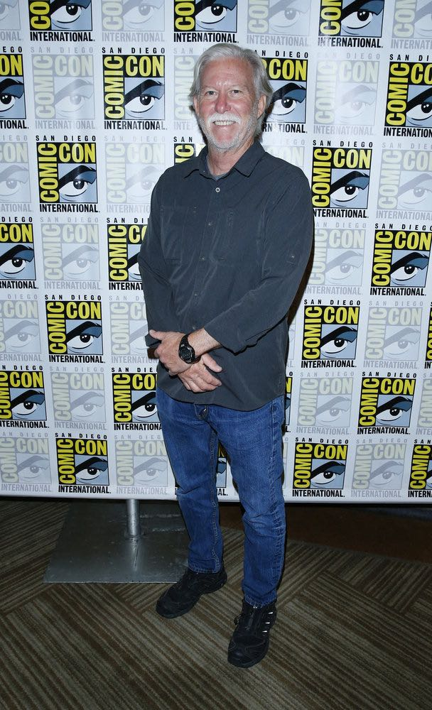"COMIC-CON INTERNATIONAL: SAN DIEGO 2016 -- ""Grimm Panel and Press Room"" -- Pictured: Jim Kouf, Executive Producer, Friday, July 22, 2016, from the Hilton Bayfront, San Diego, Calif. -- (Photo by: Mark Davis/NBC)"
