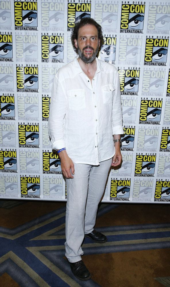 "COMIC-CON INTERNATIONAL: SAN DIEGO 2016 -- ""Grimm Panel and Press Room"" -- Pictured: Silas Weir Mitchell, Friday, July 22, 2016, from the Hilton Bayfront, San Diego, Calif. -- (Photo by: Mark Davis/NBC)"