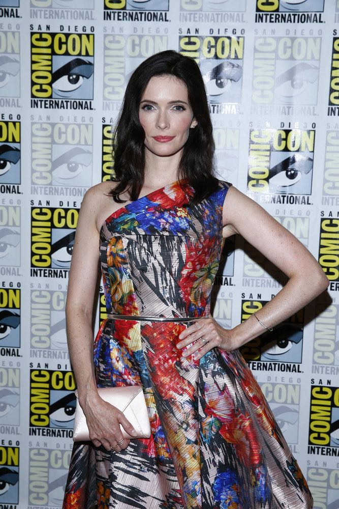 "COMIC-CON INTERNATIONAL: SAN DIEGO 2016 -- ""Grimm Panel and Press Room"" -- Pictured: Bitsie Tulloch, Friday, July 22, 2016, from the Hilton Bayfront, San Diego, Calif. -- (Photo by: Mark Davis/NBC)"