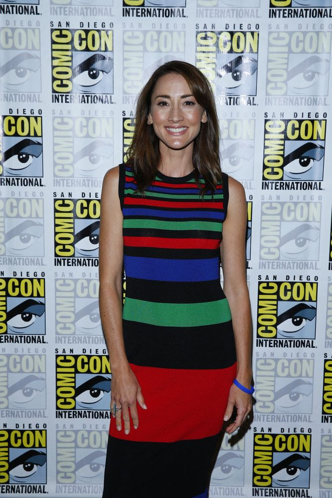 "COMIC-CON INTERNATIONAL: SAN DIEGO 2016 -- ""Grimm Panel and Press Room"" -- Pictured: Bree Turner, Friday, July 22, 2016, from the Hilton Bayfront, San Diego, Calif. -- (Photo by: Mark Davis/NBC)"