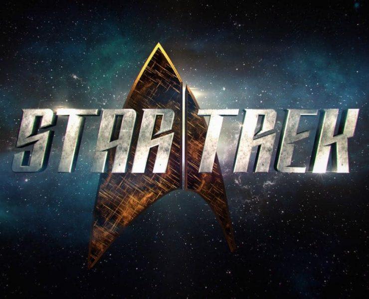 New Star Trek Logo CBS