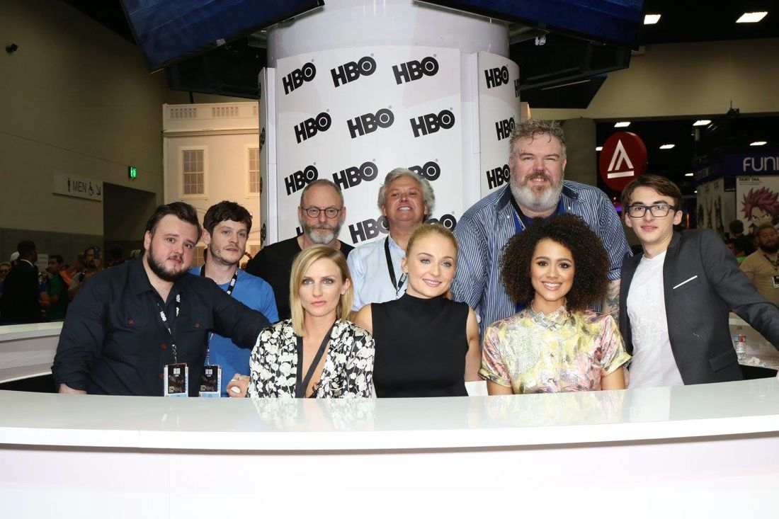 Game Of Thrones San Diego Comic Con-2