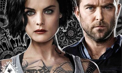 Blindspot Season 2 Poster