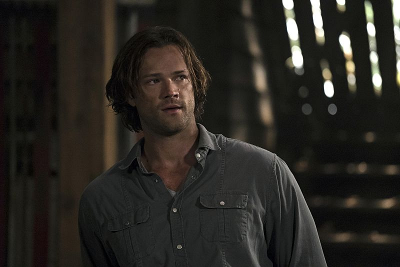 "Supernatural -- ""Keep Calm and Carry On"" -- SN1201b_0127.jpg -- Pictured: Jared Padalecki as Sam -- Photo: Katie Yu/The CW -- © 2016 The CW Network, LLC. All Rights Reserved"