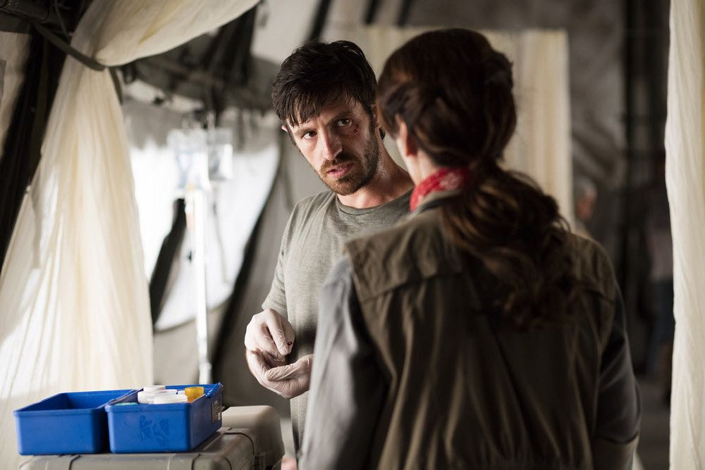 "THE NIGHT SHIFT-- ""Emergent"" Episode 312 -- Pictured: Eoin Macken as T.C. Callahan -- (Photo by: Cathy Kanavy/NBC)"