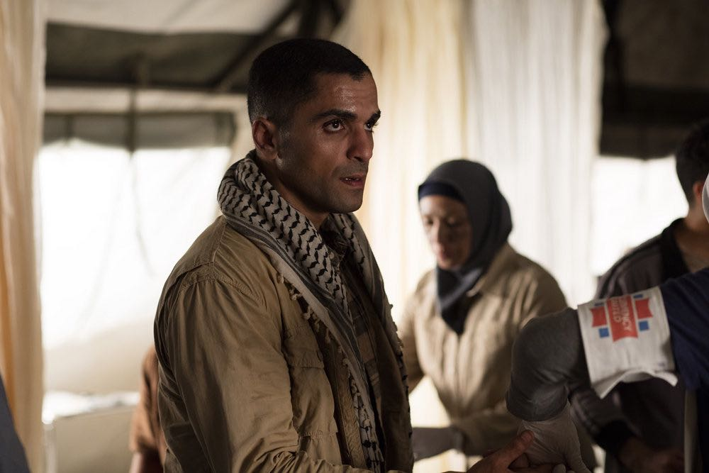 "THE NIGHT SHIFT-- ""Emergent"" Episode 312 -- Pictured: Sammy Sheik as Besam -- (Photo by: Cathy Kanavy/NBC)"