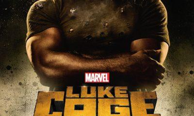 LUKE CAGE Poster Key Art