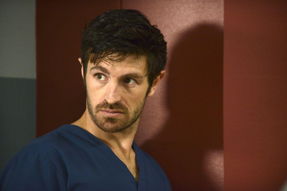 The Night Shift - Season 3 Eoin Macken as T.C. Callahan