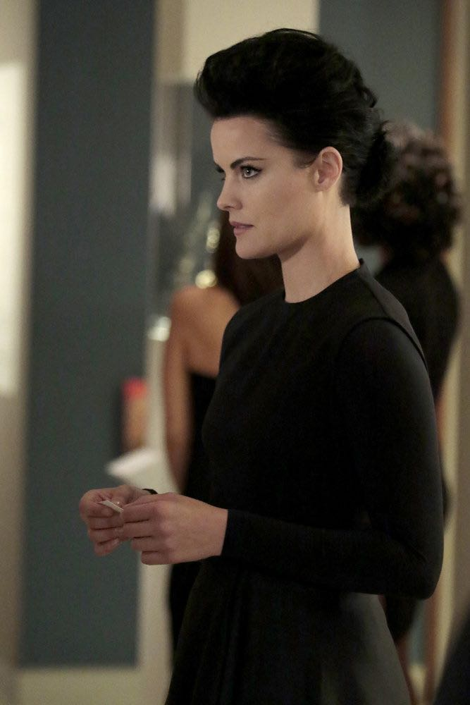"BLINDSPOT -- ""If Beth"" Episode 204 -- Pictured: Jaimie Alexander as Jane Doe -- (Photo by: Giovanni Ruffino/NBC)"