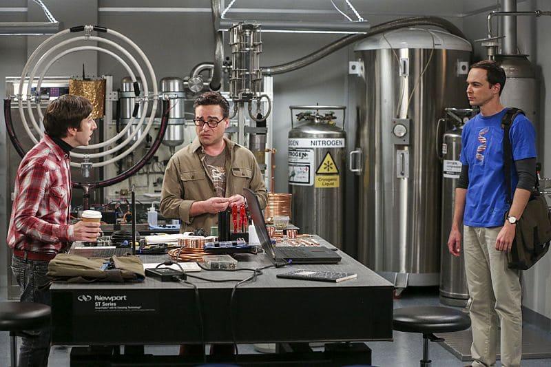 Big Bang Theory Sheldon Energy Drink