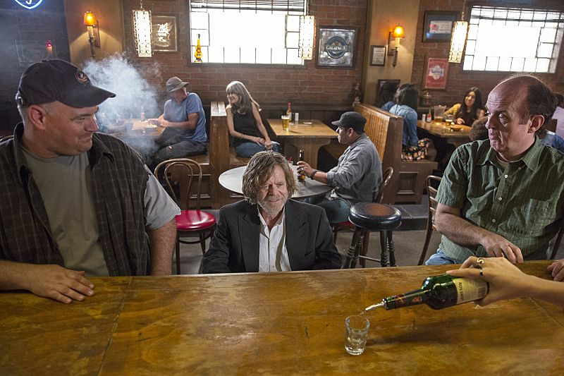 William H. Macy as Frank Gallagher in Shameless (Season 7, episode 1) - Photo: Cliff Lipson/SHOWTIME - Photo ID: shameless_701_3700