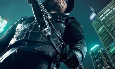 Arrow Season 5 Poster