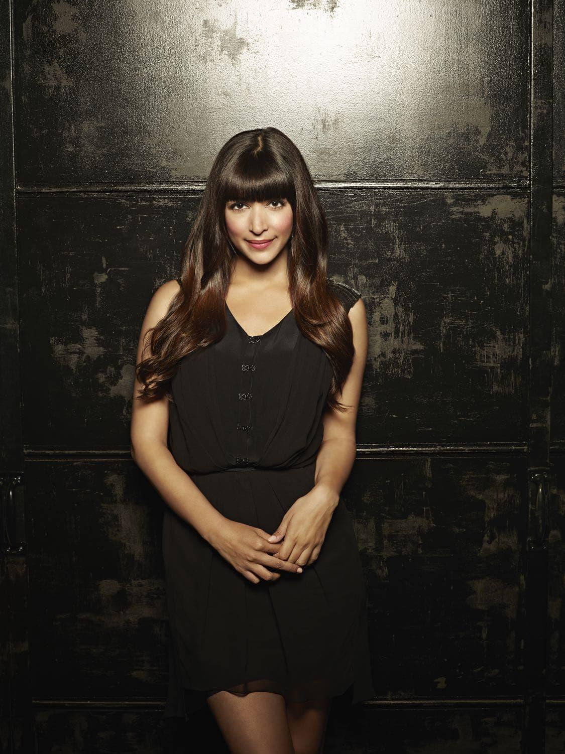 NEW GIRL: Hannah Simone returns as Cece. NEW GIRL premieres Tuesday, Sept. 20 (8:30-9:00 PM ET/PT) on FOX.