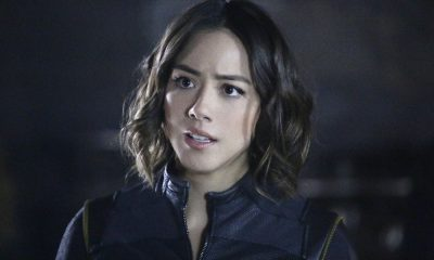 CHLOE BENNET MARVEL'S AGENTS OF S.H.I.E.L.D.