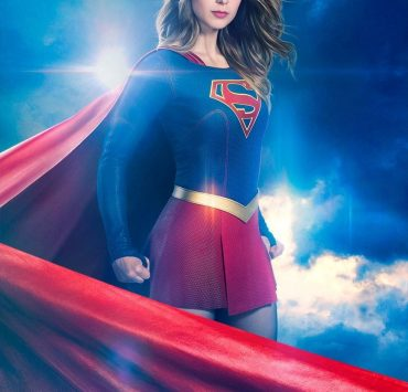 SUPERGIRL Season 2 Poster