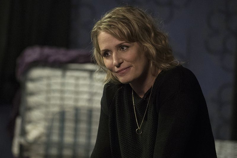 """Supernatural -- """"The Foundry"""" -- SN1203b_0106.jpg -- Pictured: Samantha Smith as Mary Winchester -- Photo: Katie Yu/The CW -- © 2016 The CW Network, LLC. All Rights Reserved"""